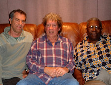 With BB King & Elvin Bishop